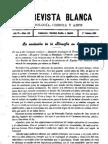 La Revista Blanca (Madrid). 1-10-1902