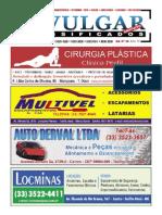 Jornal Divulgar Classificados - Ano III - Edição 38