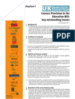 CSSA Briefing Note 9 HoL Education Bill