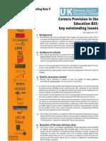 CSSA Briefing Note 9 HoL Education Bill