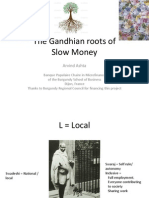 the gandhian roots of slow money3 3