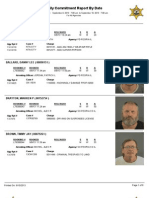 Peoria County booking sheet 09/10/13