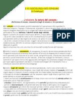Sociologia Dei Consumi (Codeluppi)
