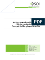 PEO - An Employee Benefits Solution
