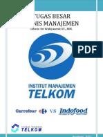 Analisis Perusahaan Telkom