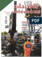 a história da geotecnia offshore brasil