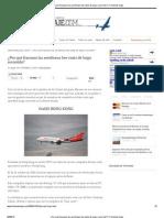 ¿Por qué fracasan las aerolíneas low costs de largo recorrido_ _ Tremendo Viaje