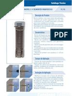 26_pcl 785- Bucha Metalica Expansivel c 4 Segmentos Parafuso 8.8