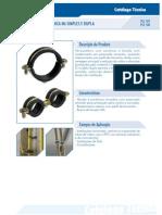 34_PCL 107_108- ABRAÇADEIRA ISOFÓNICA M6