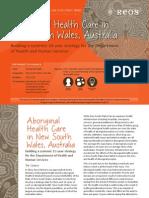 Change Lab Case Study - Aboriginal Health in Australia