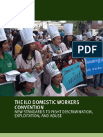 The ILO Domestic Workers Convention – New Standards to Fight Discrimination, Exploitation, and Abuse (ILO – 2013)