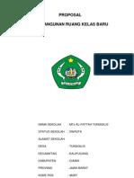 Proposal RKB MTs Al Fattah Tunggilis 2013 400 Jt