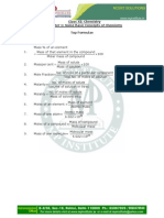 CHEM XI  CH 1 Some Basic Concepts of Chemistry [ FORMULAE ].pdf
