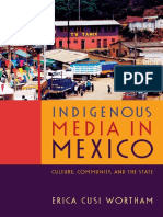 Indigenous Media in Mexico by Erica Cusi Wortham