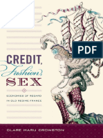 Credit, Fashion, Sex by Clare Haru Crowston