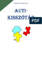 AUTIZMUS KISSZÓTÁR