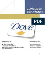 Dove- Consumer Behaviour