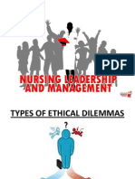 Ethical Issues NML