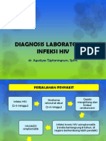 Diagnosis Laboratorium Infeksi Hiv