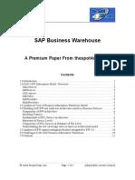 SAP Business Warehouse