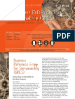 Change Lab Case Study - GRES Sustainability in Brazilian Business