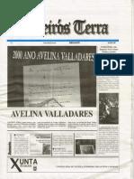 Tabeiros terra, nº 10, decembro 2000