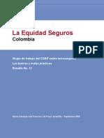 La Equidad Case Study 12 SP