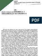CAPITULO 1 - Cameron, La Historia Economica
