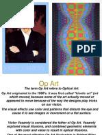 Op Art Presentation