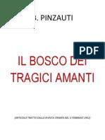 B. Pinzauti - Il Bosco Dei Tragici Amanti