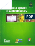 Uso y Manejo Adecuado de Agroquimicos
