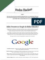 Métodos Hackers - Super Tutoriais