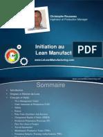 Initiation Lean Manufacturing