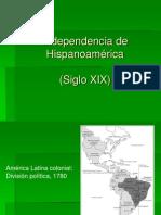 Independencia Cuadros Generales