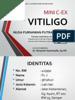 Mini C-Ex Vitiligo (Nusa Purnawan Putra)