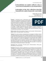 COSTA - Microterritorialidades Na Cidade - Homoerotismo e Homossexualidade