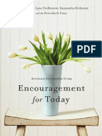 Encouragement for Today Sampler