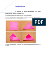 do it yourself - origami