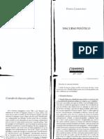 Charaudeau - Discurso político