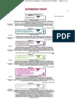 Matriz de Planejamento Pedagogico e Die