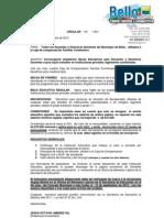 Circular 118 Ampliacion de Las Becas Educativas Con Comfenalco Para Docentes 2013