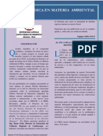 Boletín CJMA  N° 06