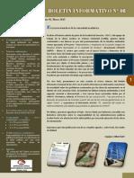 Boletín Informativo N° 08