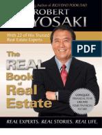 The Real Book of Real Estate - Robert Kiyosaki