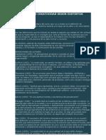 DEFINICIÓN DE CREATIVIDAD SEGÚN DISTINTOS AUTORES