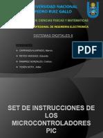 Tema Set de Instrucciones