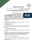 EDITAL de Mestrado Reformulado Em 03