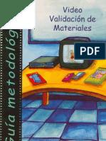 Educacion Para La Salud Validacion Materiales 2013 III