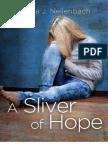 1A Sliver of Hope Nellenbach Karla