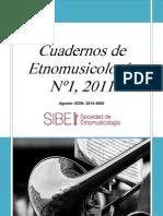 Cuadernos de Etnomusicologia